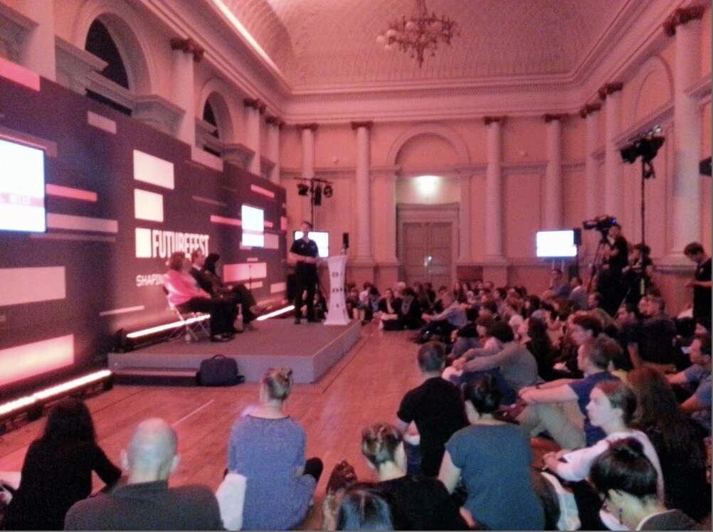 Futurefest, London xhumde