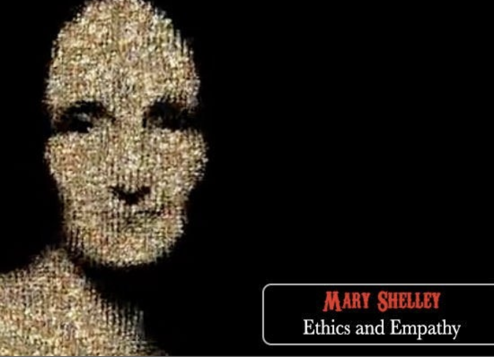 xHumed: Mary Shelley (Projection Mapping)